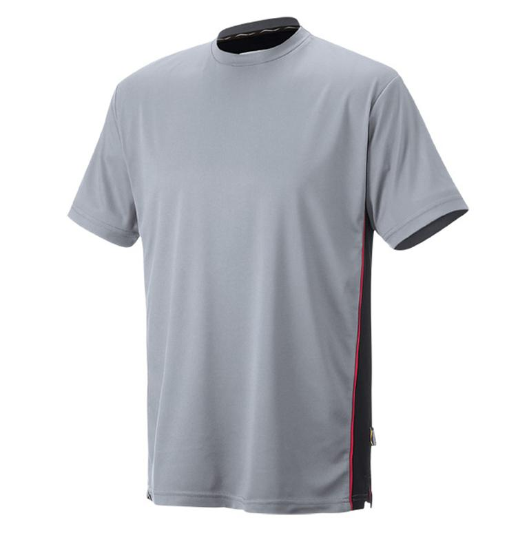 Hr. T-Shirt 1480 grau