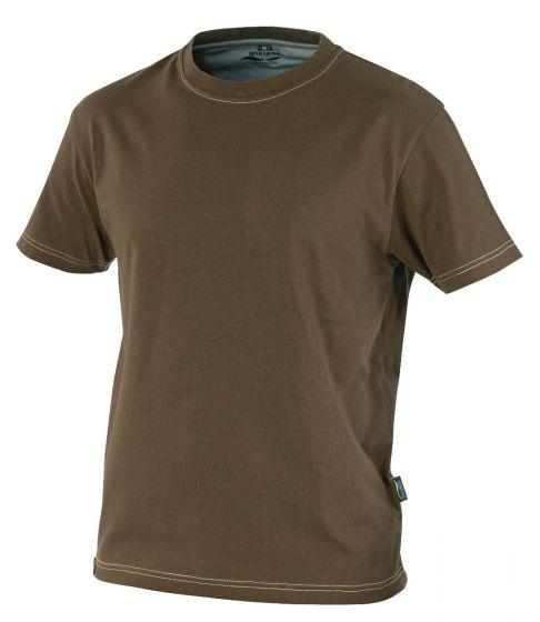 Hr. T-Shirt 1480 braun