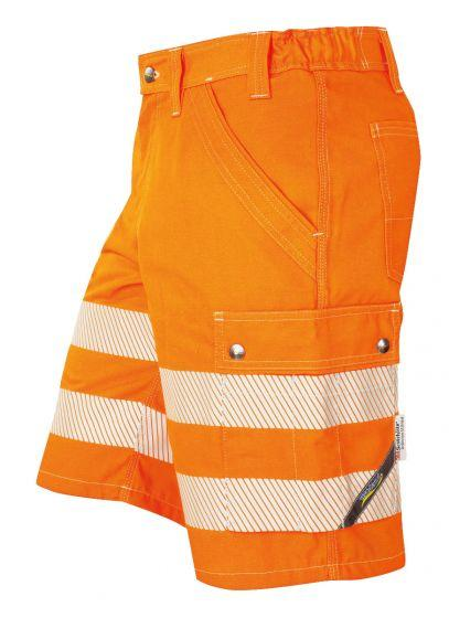 HR. SHORTS ISO20471 1243 ORANGE