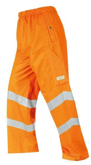 Hr. Regenhose ISO20471/EN343 9372 Orange