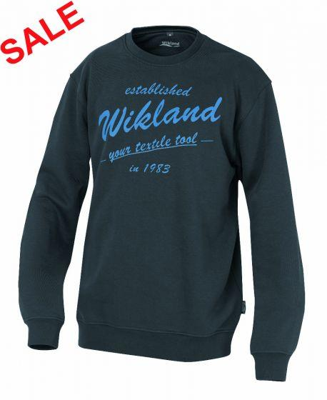 °HR. SWEATSHIRT 7588 ANTHRAZIT