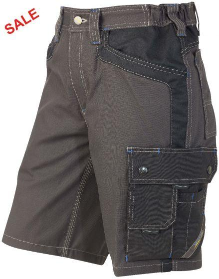 °HR. SHORTS 1721 ANTHRAZIT/SCHWARZ